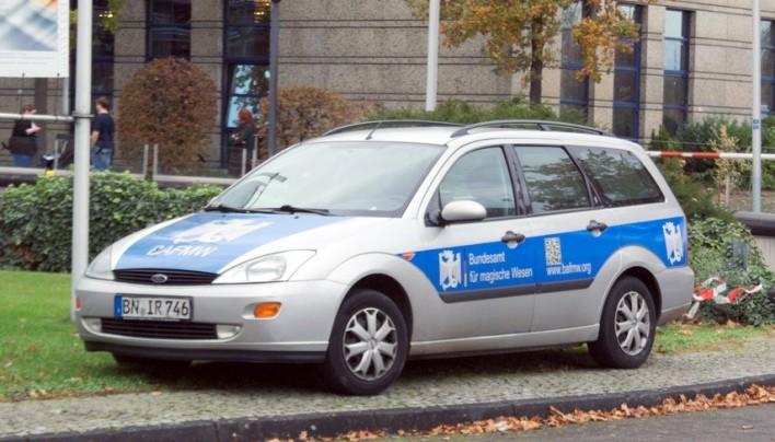 Das Bundesamt für magische Wesen – Gelungene Satire der deutschen Mentalität