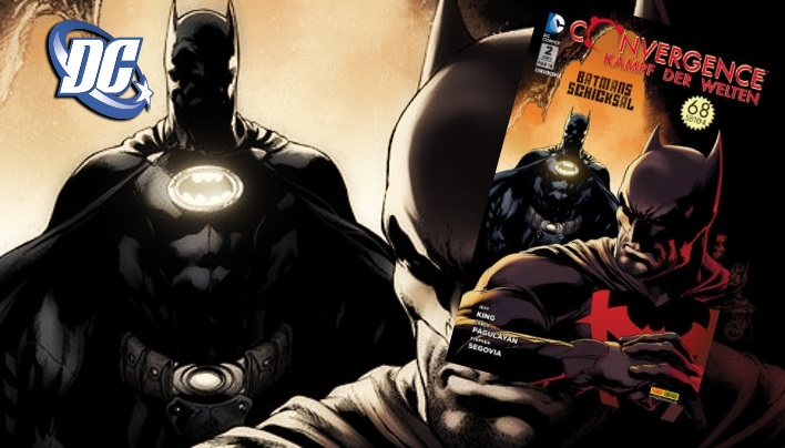 Rezension: Convergence – Kampf der Welten, 02 – Batmans Schicksal (DC Comics)