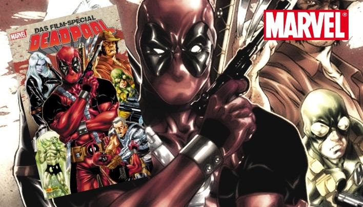 Rezension: Deadpool – Das Film-Special (Marvel Comics)