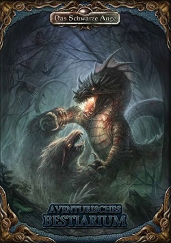 DSA Bestiarium Ulisses Spiele Cover