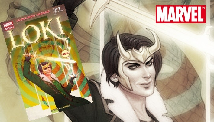 Rezension: Loki – Agent Asgards | Liebesgrüße aus Asgard (Marvel Comics)
