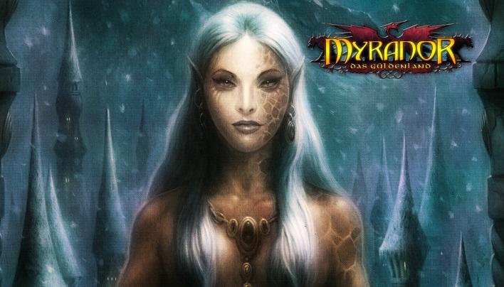 Rezension: Legatin des Bösen – Hochelfe kommt vor dem Fall (Myranor)