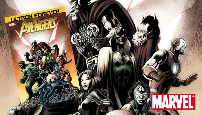 Rezension: Avengers – Ultron Forever (Marvel Comics – Exclusive #118)
