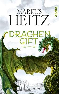 Markus Heitz Piper Fantasy Lesung Hamm Cover
