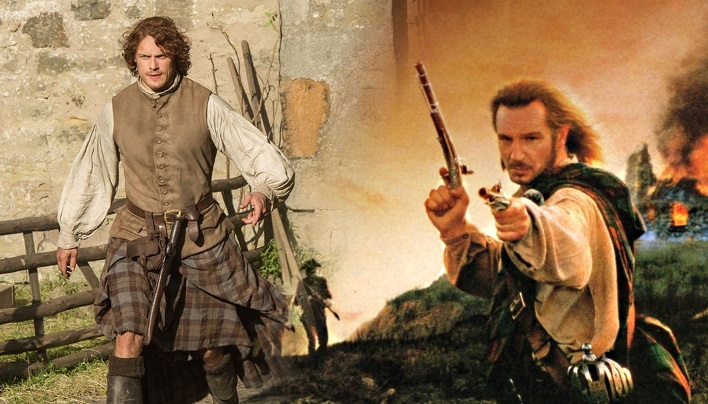 Outlander vs Rob Roy – Charakterdesign im Sandbox-LARP