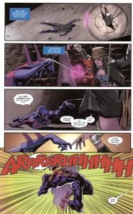 Spider-Man rettet Strange und anders herum
