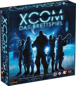 X-Com Brettspiel Box