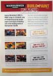 : Der Flyer zeigt, was zu welchem Preis erscheinen soll. (c) Games Workshop