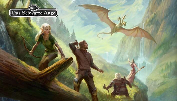 Rezension: Aventurischer Almanach – Reiseführer ins Abenteuer (DSA5)