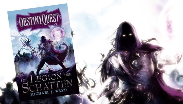 Rezension: Spielbuch Destiny Quest – Die Legion der Schatten