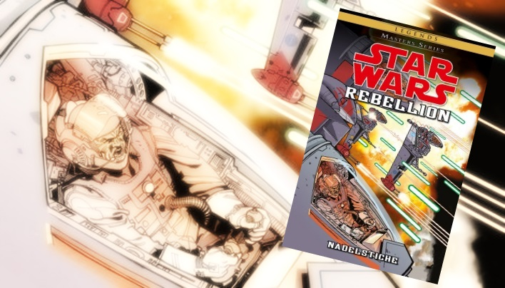 Rezension: Star Wars Rebellion III – Nadelstiche (Dark Horse Comics)