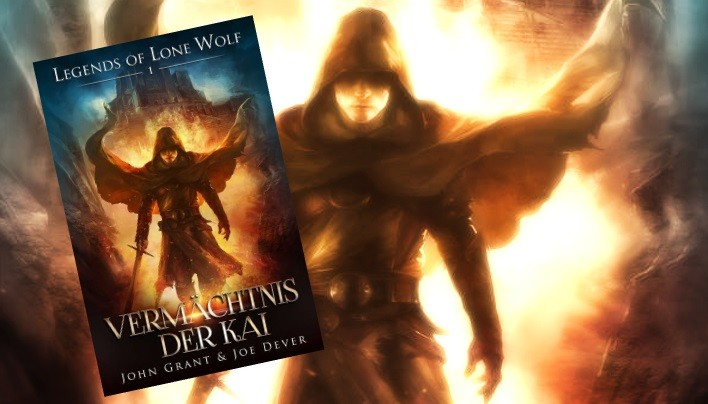 Rezension: Legends of Lone Wolf 1 – Vermächtnis der Kai (John Grant & Joe Dever)