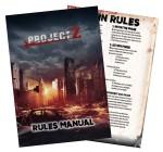 Wer will sich schon vorab in die Regeln von Project Z einlesen? (c) Warlord Games