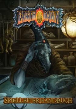 Earthdawn 4 Spielerhandbuch Cover