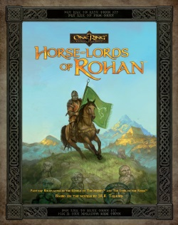 Horse Lords of Rohan The One Ring Teaser Rezension