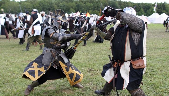 Kampfkunst und LARP-Kampf –  Übertrieben hart oder hart übertrieben?