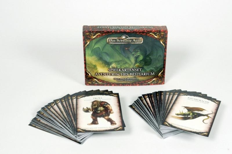 Kartenset Bestiarium - Ulisses Spiele GmbH