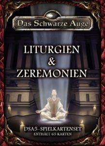 Kartenset Liturgien & Zeremonien - Cover