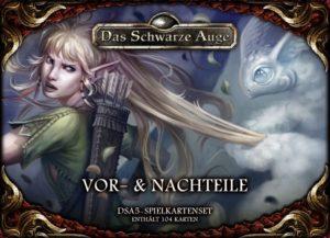Kartenset Vor- und Nachteile - Cover