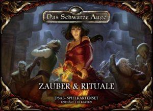 Kartenset Zauber & Rituale - Cover