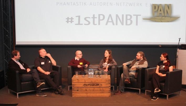 PAN-Branchentreffen: Gipfeltreffen der Phantastik-Größen – Von Elfen, Zwergen und Bibliomantik