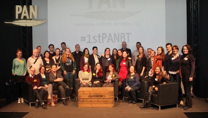 PAN-Branchentreffen: Treffen sich ein paar Phantastikfreunde …