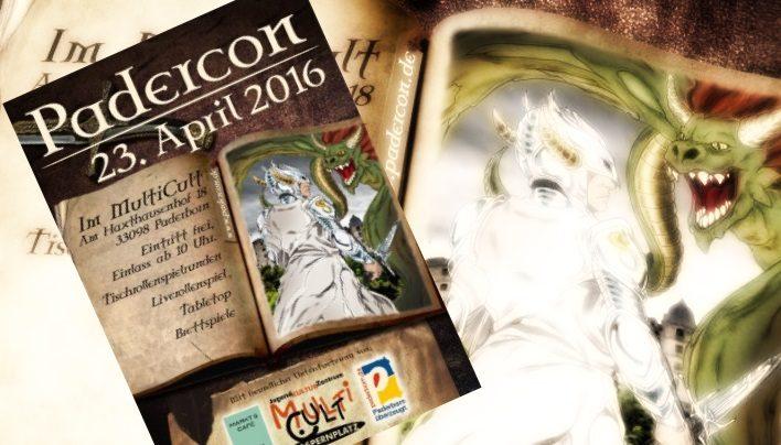 Padercon 2016 – Neben der Kirmes ist gut spielen