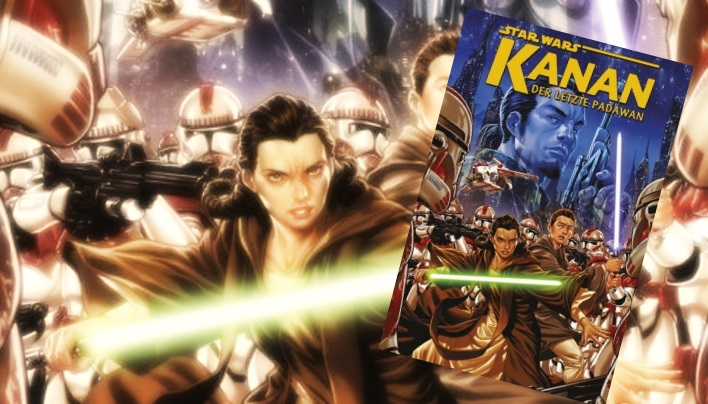 Rezension: Star Wars: Kanan – Der letzte Padawan (Marvel Comics)