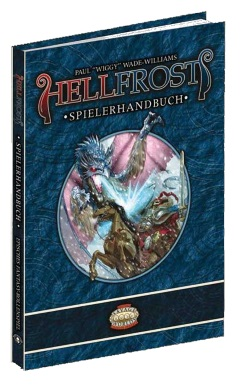 Savage Worlds Hellfrost Cover