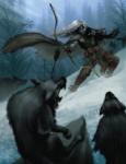 Taigaelfen - eine der vielen Variationen klassischer Fantasy