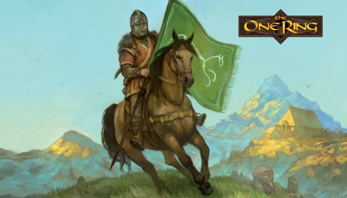 Rezension: The One Ring – Horse-lords of Rohan
