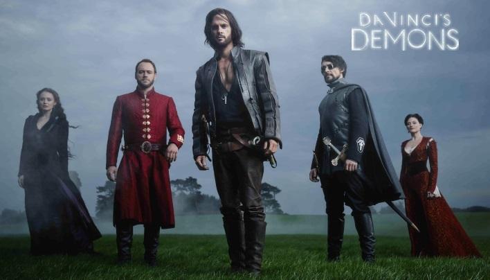 Rezension: Da Vincis Demons Staffel 1 und 2 auf BluRay – Unterschätzte Perle oder Abklatsch?
