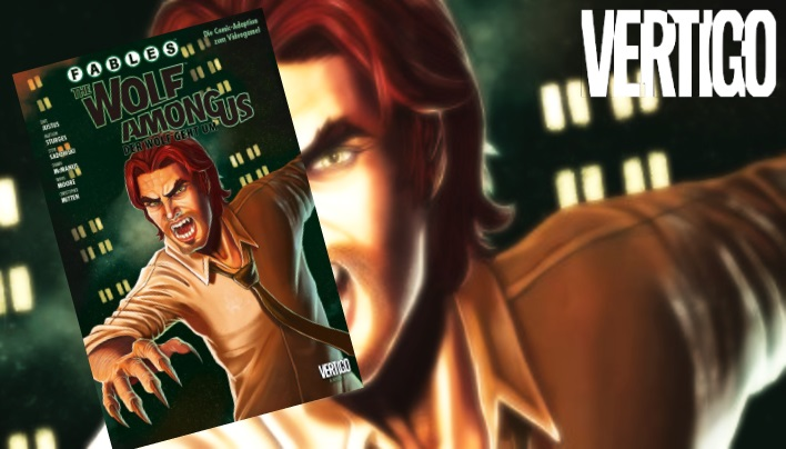 Rezension: Fables: The Wolf Among Us – Der Wolf geht um 1 (Vertigo)