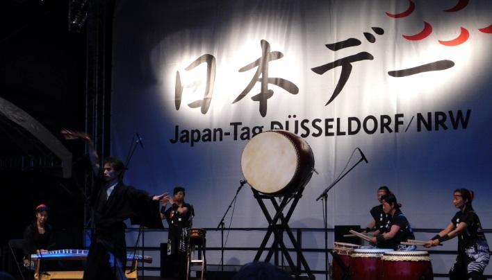 Japantag 2016 – Kultur und Kostüme am Rhein
