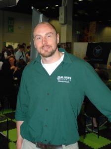 Nikolai Hoch, DSA-Chefredakteur
