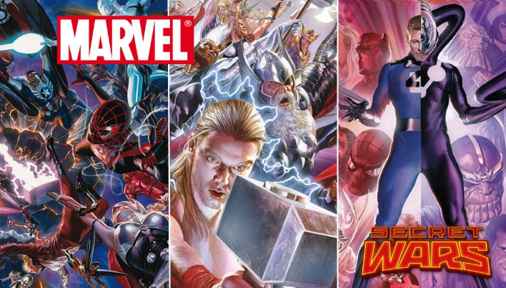 Rezension: Secret Wars 1-3 – Wie das Ende beginnt (Marvel Comics)