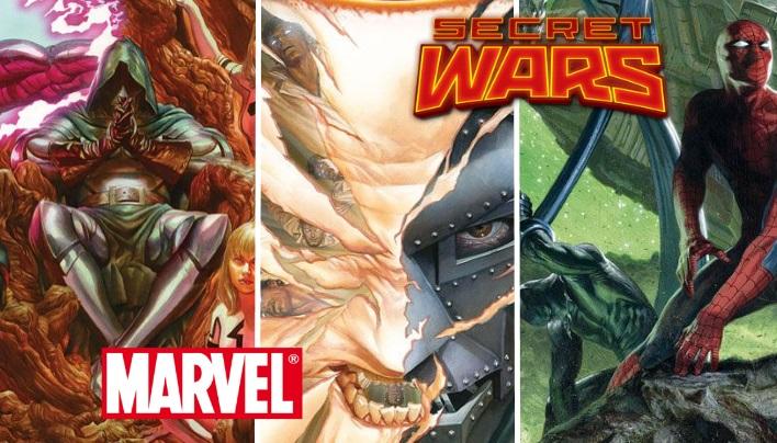 Rezension: Secret Wars 4-6 – Der Widerstand gegen Doom formt sich (Marvel Comics)