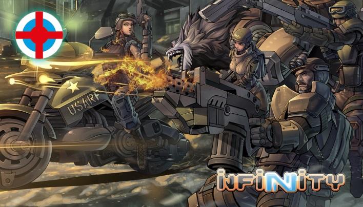 Bing Fa Infinity III: Ariadna – Scharfschützen und Werwölfe