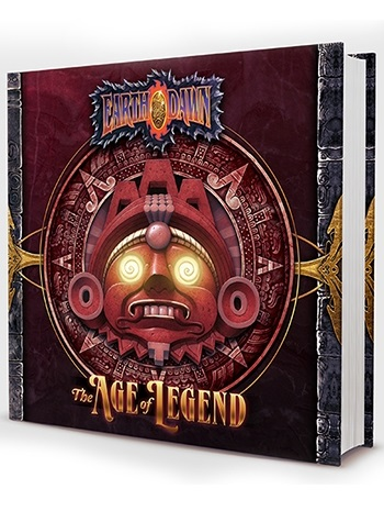 Earthdawn Age of Legend Cover 3D