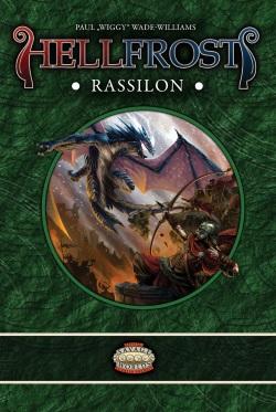 Hellfrost Rassilon Savage Worlds Cover Rezenson
