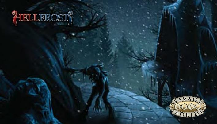 Kurzcheck: Hellfrost Rassilon – Mein kleiner Reiseführer (Savage Worlds)