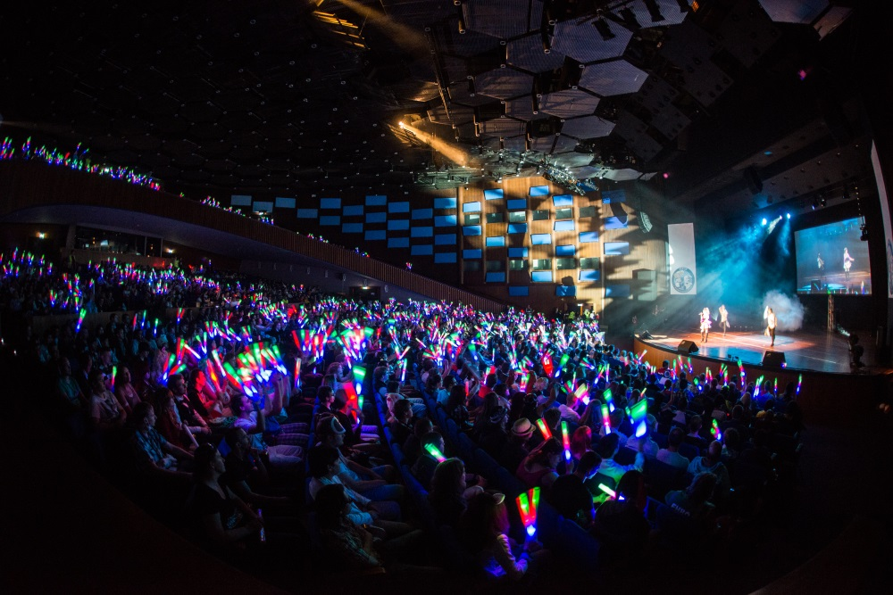 Kotoko Live Concert Anime © Vincent Philbert
