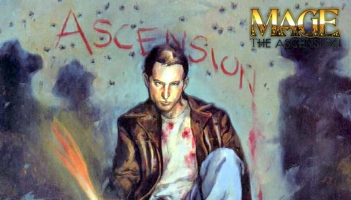 Klassiker-Rezension: Manifesto –  Transmissions from the Rogue Council | Mage: The Ascension