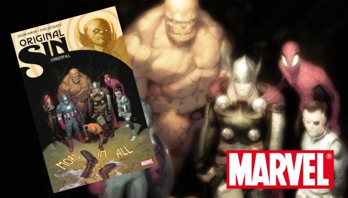 Rezension: Original Sin – die Ursünde des Ungesehenen (Marvel Comics)