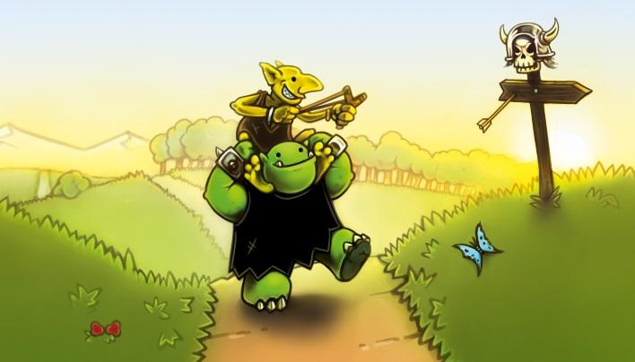 Kurzcheck: Mein bester Freund ist ein Goblin – von der Macht der Verantwortung für Kinder (Rudolf Eizenhöfer)