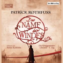 Name des Windes Audo Audible Rezension Cover