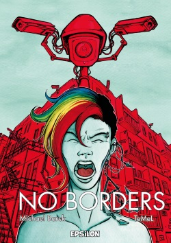 NoBorders Comic TeMel Cover Rezension
