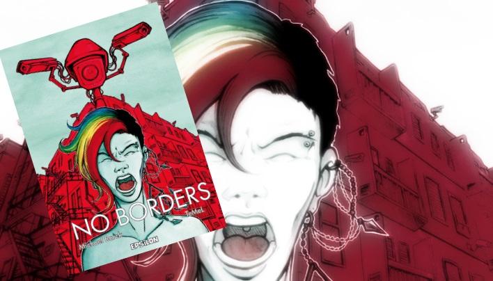 Rezension: No Borders – politische Graphic Novel aus deutschen Landen