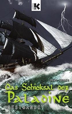 Paladine 3 Koios Jörg Benne Cover