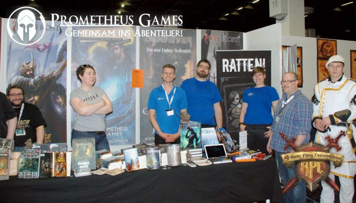 RPC 2016 – Prometheus Games und NOVA